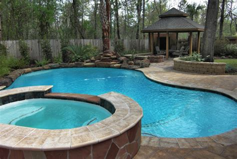pools with spas sensation pools 187 freeform pools 1
