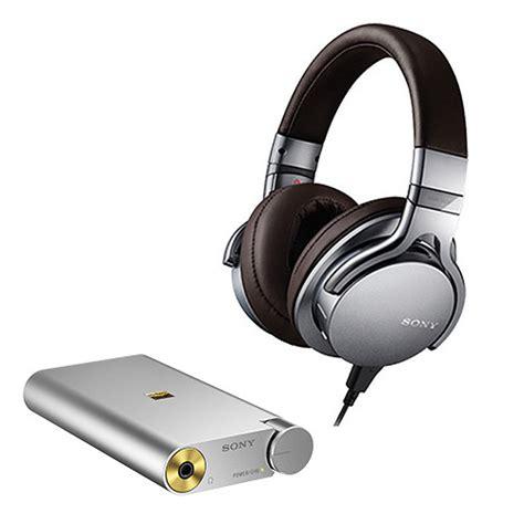 sony pha headphone lifier sony pha 1a portable high resolution dac and headphone b h