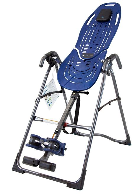 teeter hang ups ep 560 review the inversion table doctor