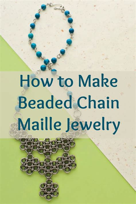 how to make chainmaille jewelry 101 best jewelry chain chainmaille images on