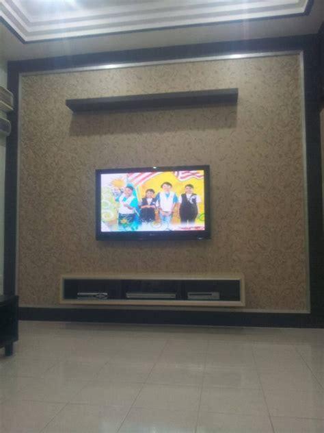 hiasan dalaman zulfi design kabinet tv