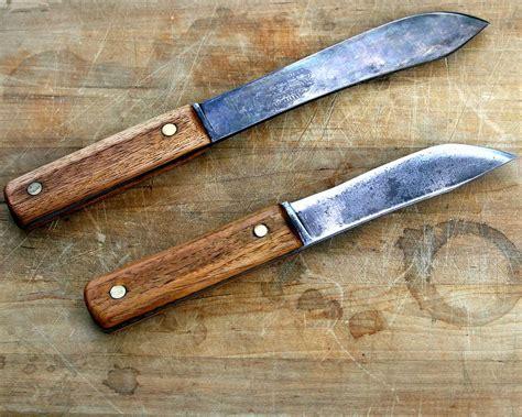bush knives home brew bush knives part 1 knifemaking budget