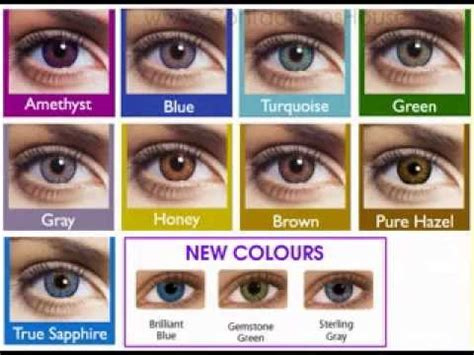freshlook blue contact lenses