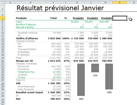Business Plan Format Excel Gratuit | modele business plan gratuit sous excel document online