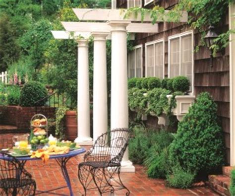 where to buy columns for house permacast round fiberglass columns commercial front porch