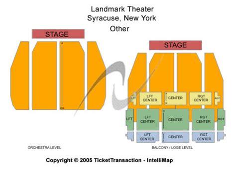landmark theater syracuse seating chart landmark theatre tickets in syracuse new york landmark