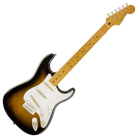 Strat Tone by Squier By Fender Classic Vibe 50s Stratocaster 2 Tone