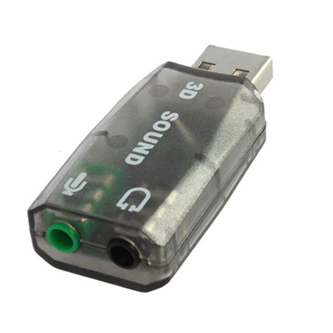 Usb Sound 5 1 Sound Card usb sound card usb audio 5 1 external usb sound card audio