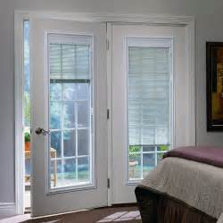 Glass Front Door Shades Install The Stylish And Durable Door Blinds In Home Carehomedecor