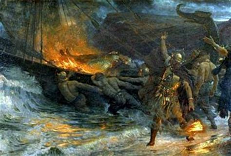 fire boat funeral 21 best images about beowulf on pinterest the boat the