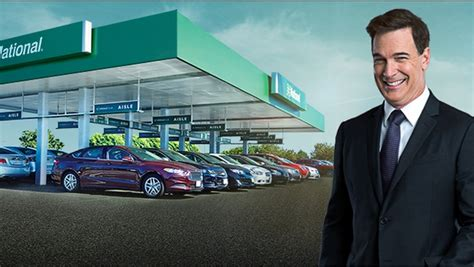 patrick warburton commercial national car rental announces new ad caign with patrick