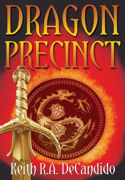 Gryphon Precinct precinct by keith r a decandido paperback