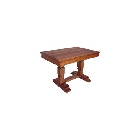 Southwestern Dining Table Rustic Furniture Southwestern Rustic Square Chiapas Dining Table