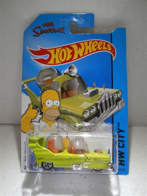 Wheels The Simpsons The Homer wheels the simpsons the homer verde 89 250 2014 39 00 en mercadolibre