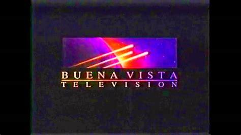 Tv Vrista buena vista television logo 1997 effects