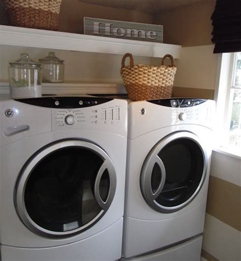 Small Laundry Room Decorating Ideas 20 Small Laundry Room Decorations With Small Space Ideas