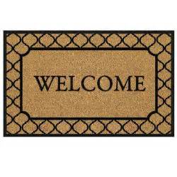 Welcome Door Mat Door Mats Welcome Doormats