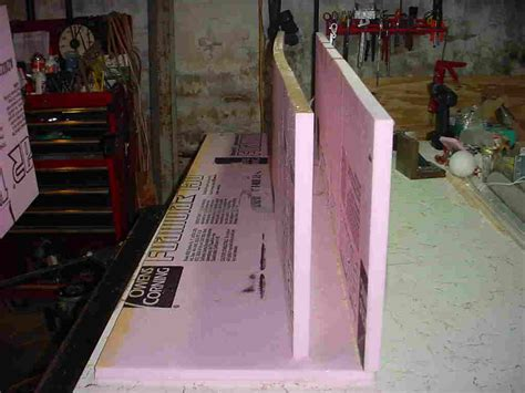 foam insulation board crafts