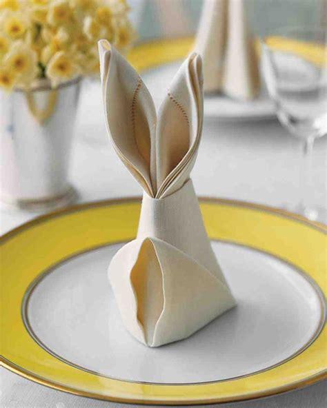 Easter Paper Napkin Folding - 17 best images about napkin folding on