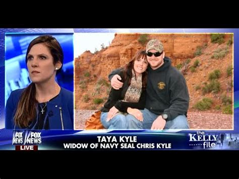 taya kyle reacts to the film american sniper chris