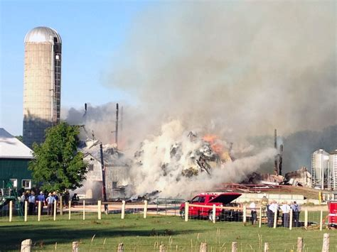 Barn Kitchener by Wellesley Area Barn Destroyed By Ctv Kitchener News