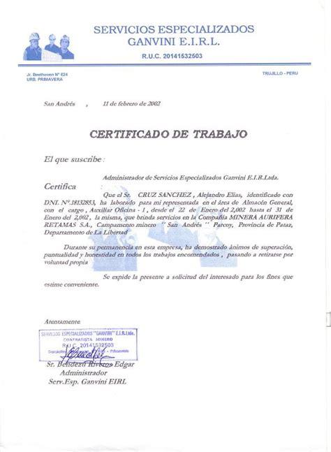 Modelo Curriculum Laboral Modelo De Certificado Laboral Modelos De Curriculum Certificacion Laboral 2 Secretariado