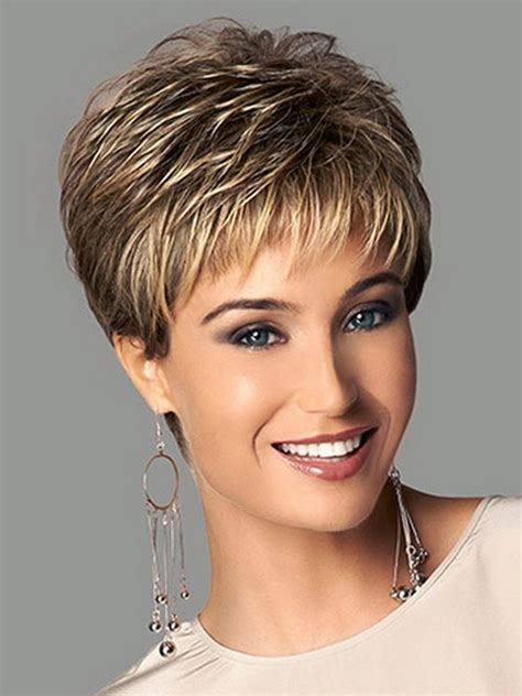 hair style female new coming 2015 highlights blonde short female haircut
