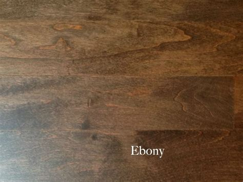 Site Finished Maple Stain Samples   Calgary Hardwood Floors