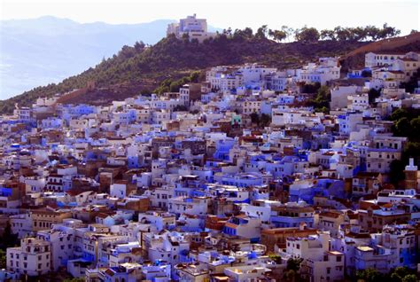 chefchaouen the blue city of morocco beautiful lands