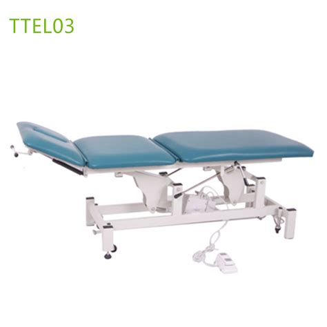 therapy treatment tables 3 sections physical therapy treatment tables ttel03