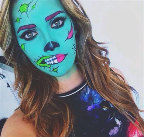 25 ideas para tener un maquillaje aterrador en halloween 25 ideas para tener un maquillaje aterrador en halloween a25