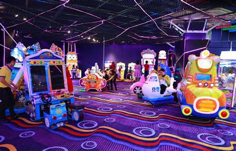 theme park for toddlers first hanoi indoor theme park opens in aeon mall long bien