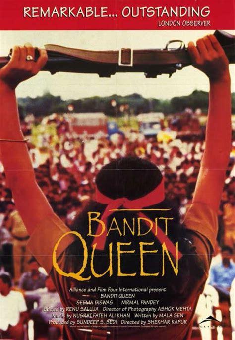 film bandit queen video bandit queen movie posters from movie poster shop