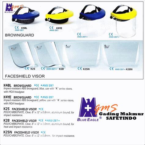 Sepatu Safety Gregor grosir sepatu safety 081 217 218 838 visor bracket browguard faceshield visor