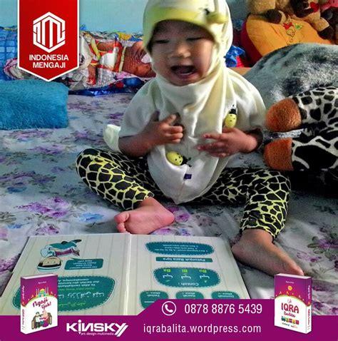 Untuk Anak iqra balita buku iqra untuk balita jual iqra balita buku pendidikan karakter mendidik