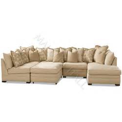 chaise pit sectional custom options
