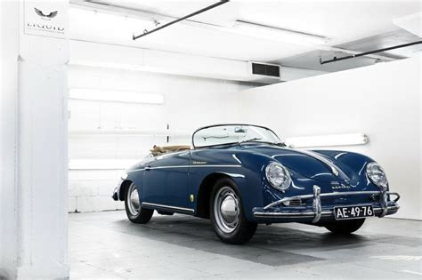 vintage porsche blue 343 best my porsche 356 speedster images on