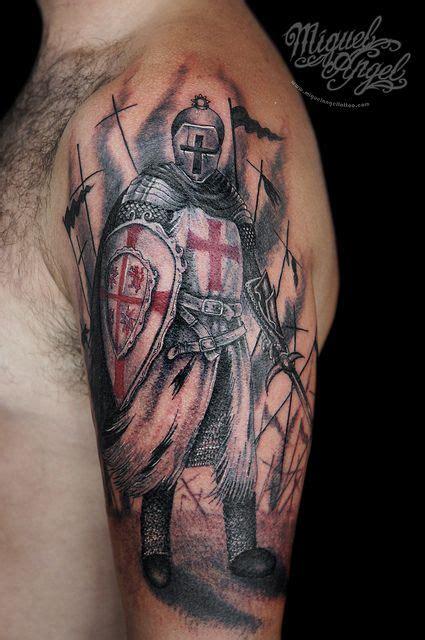 knight templar tattoo  tattoos knight tattoo