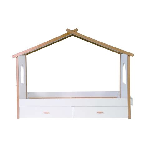 letto per bambine letto a capanna per bambino con cassetti design birdy