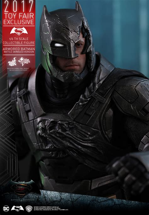 Regalia Battle Suit Go Leader Edition batman v superman armored batman battle damaged version