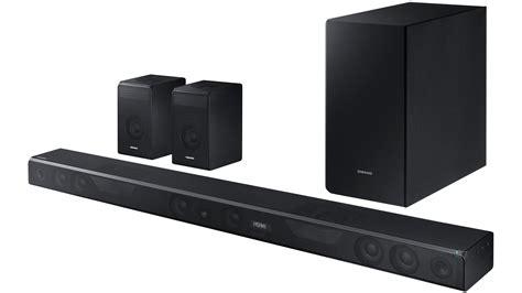 best soundbar system samsung hw k950 dolby atmos soundbar australian review