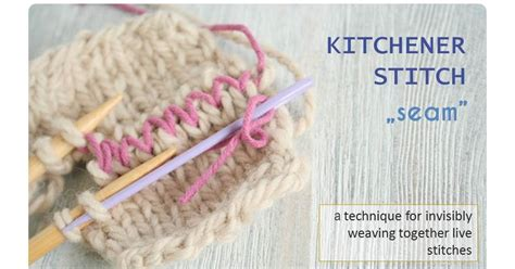 Kitcheners Stitch by Koalakidsfashion