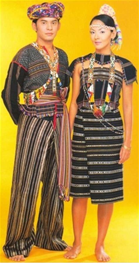 Baju Etnik Bajau pakaian tradisi sabah