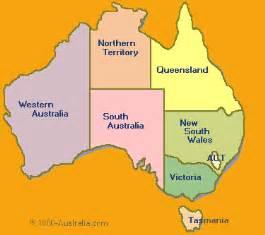 regional map of australia promoting safe driving roads 2 survival links