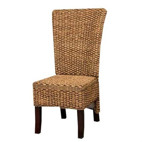 Water Hyacinth Dining Chairs Seagrass Dining Chair Water Hyacinth Dining Chair