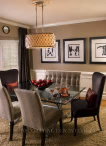 Dining Room Color Schemes by Christine Ringenbach Your Henderson Interior Decorator