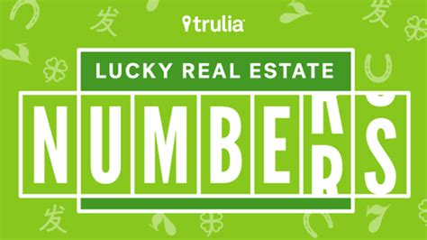 house numerology lucky real estate pricing real estate