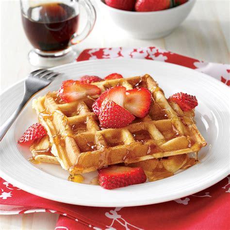 waffle house waffle recipe true belgian waffles recipe taste of home