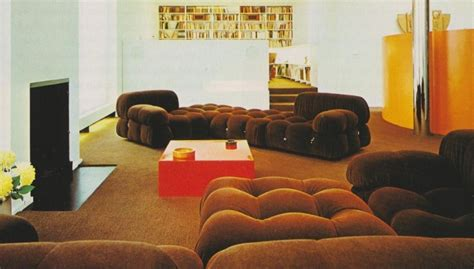 Home Interior Decorating Magazines Houses Architects Live In 1970s Interior Design Voices