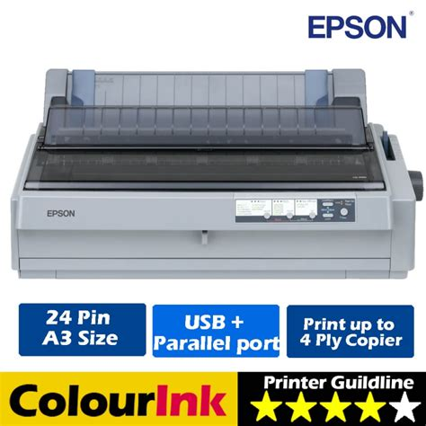 Printer Epson Dot Matrix A3 epson lq 2190 a3 dot matrix printer print up 4 ply dot matrix printer